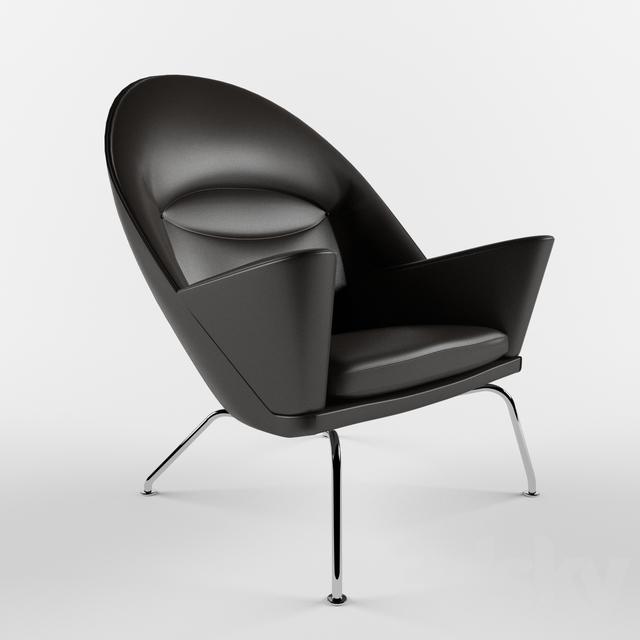 3d Models Arm Chair Oculus Chair Ch468