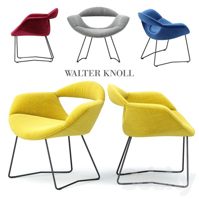 3d Models Arm Chair Walter Knoll Rumi Chair
