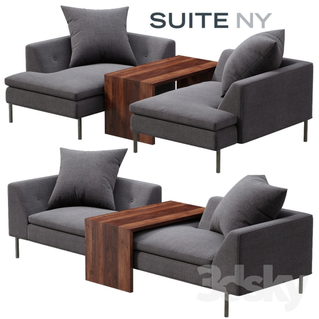SUITE NY FRATELLI CHAIR