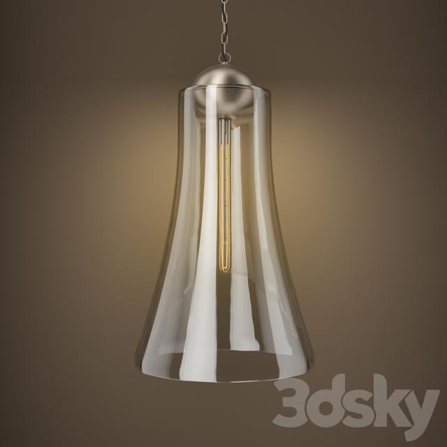 3d models ceiling light restoration hardware collins pendant restoration hardware collins pendant mozeypictures Images