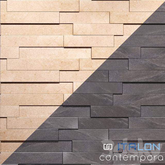 ITALON CONTEMPORA Brick 3D
