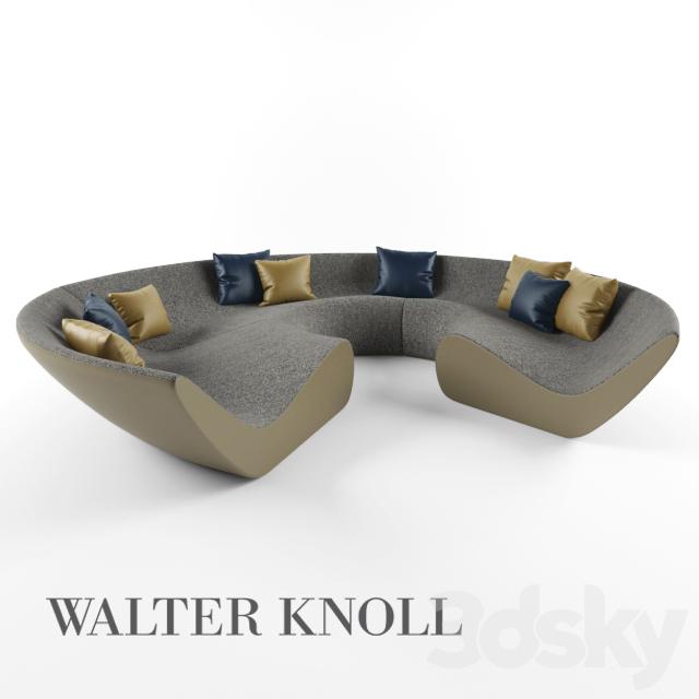 3d Models Sofa Walter Knoll