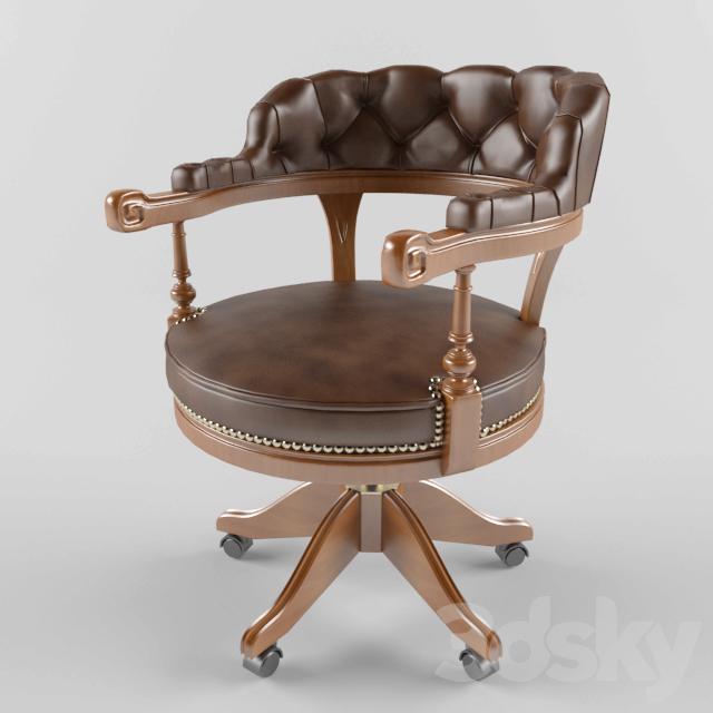 3d models fice furniture Chairs Leonardo Mascheroni