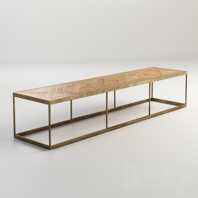3d Models Table Gramercy Home Geylon Coffee Table