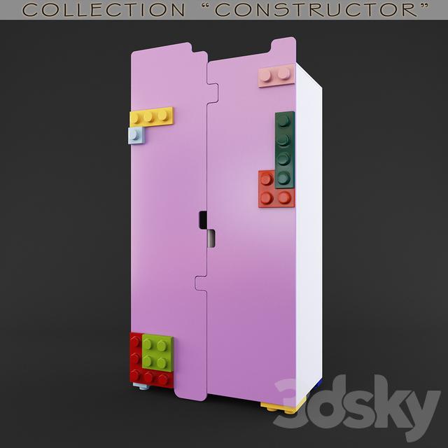 Wardrobe collection constructor