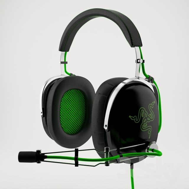 Razer Blackshark Gaming Headset