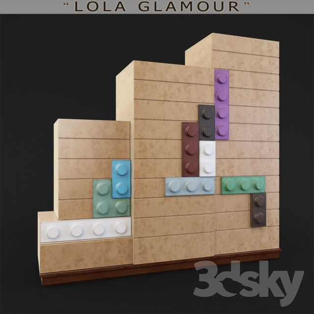 Wardrobe Lola Glamour