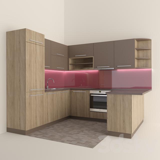 3d models kitchen kitchen home