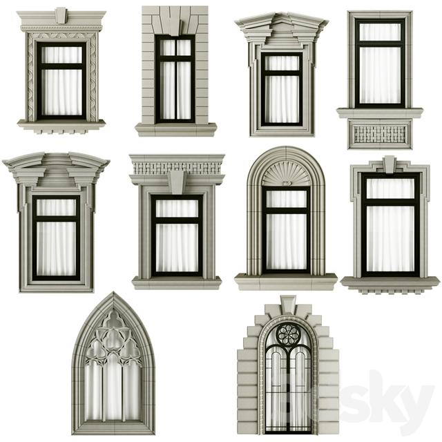 Classic Frame Window