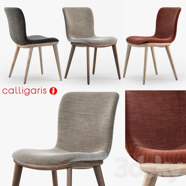 3d models chair calligaris annie chair