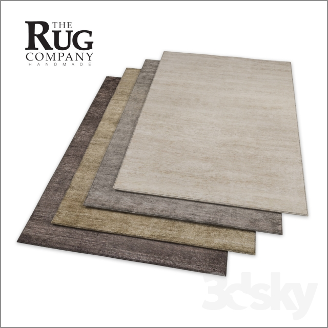 3d models carpets the rug company bamboo rugs set. Black Bedroom Furniture Sets. Home Design Ideas