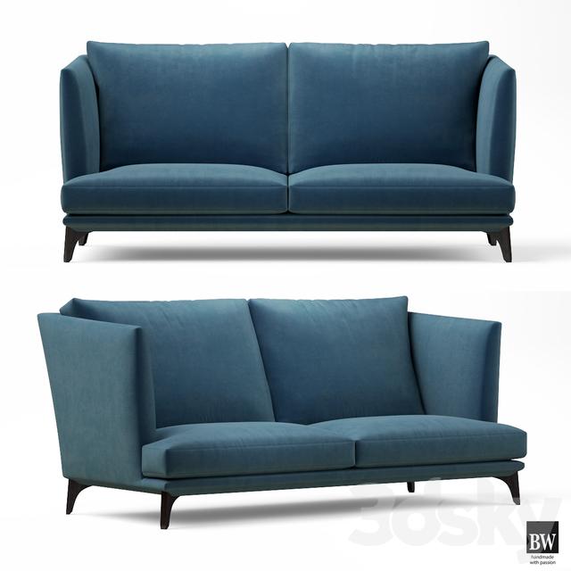 3d models sofa bw polo lounge. Black Bedroom Furniture Sets. Home Design Ideas