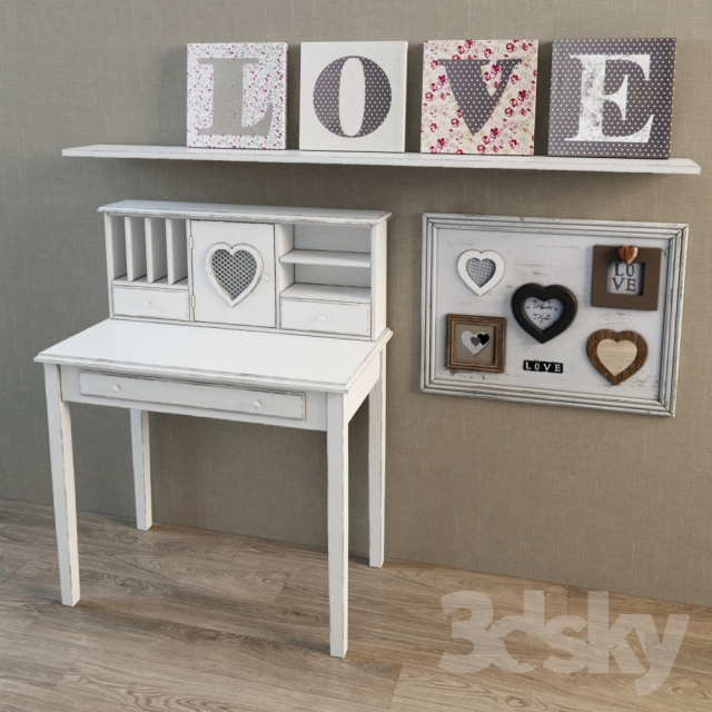 table childrens desk valentine maisons du monde and decor