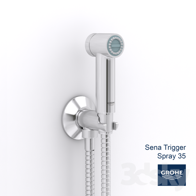 GROHE Sena Trigger Spray 35
