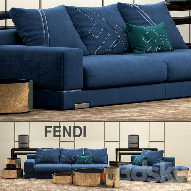 Sofa Fendi Casa Madison