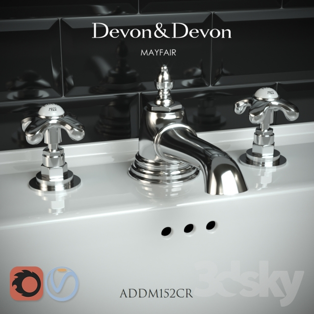 Devon & Devon Mayfair ADDM152CR