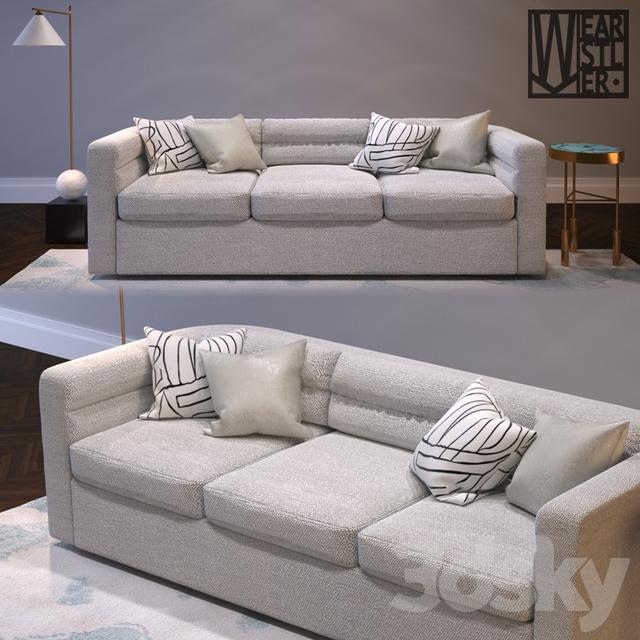 Sofa Melrose By Kelly Wearstler