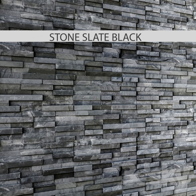 STONE SLATE BLACK