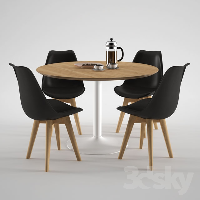 Habitat Lance Dining Table