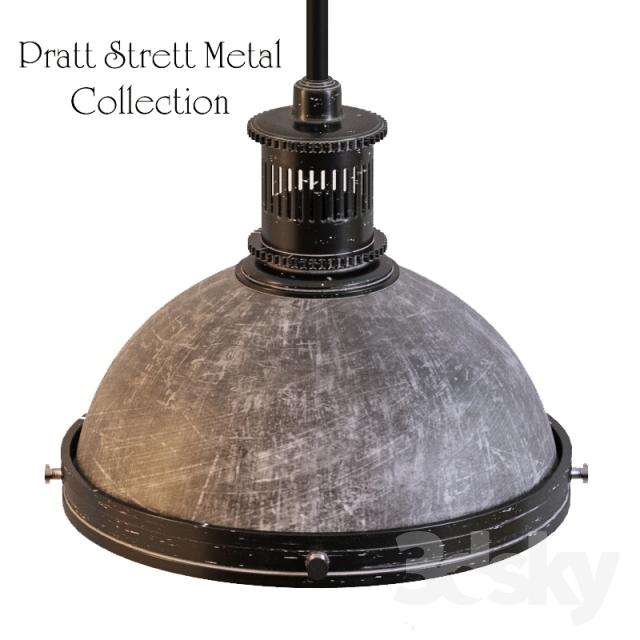 Pratt Street Metal Collection