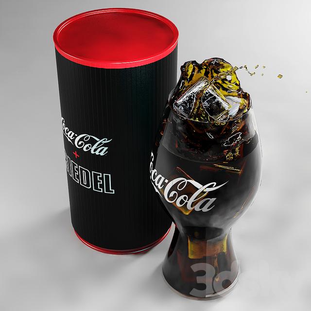 COCA COLA + RIEDEL