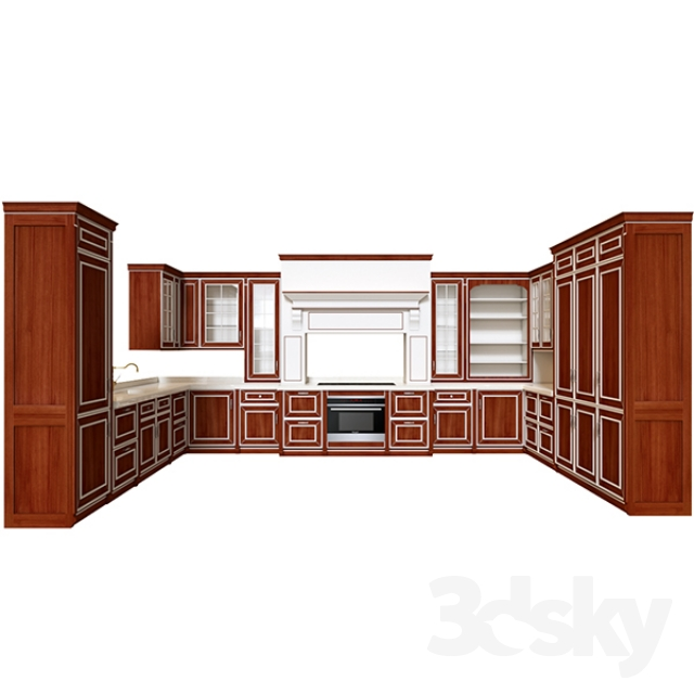Kitchen GeD Cucine Luxury