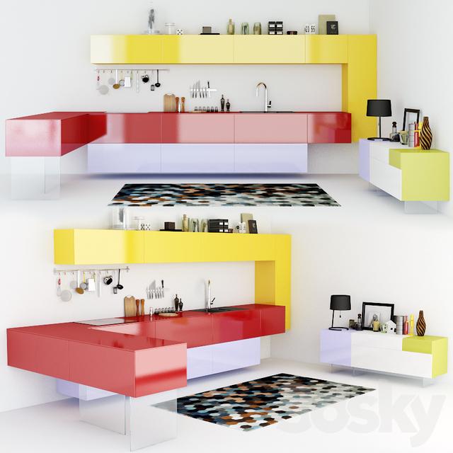Kitchen Lago 8