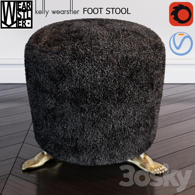 Kelly Wearstler Foot Stool