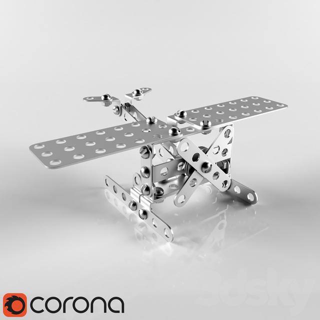 Airplane_model