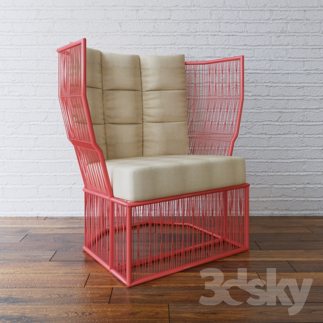 Calyx chair