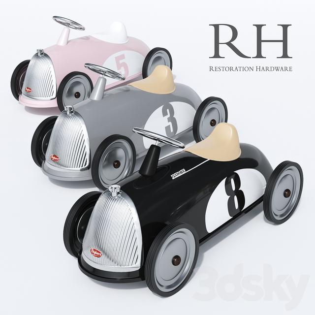 Racing machine Roadster Scoot