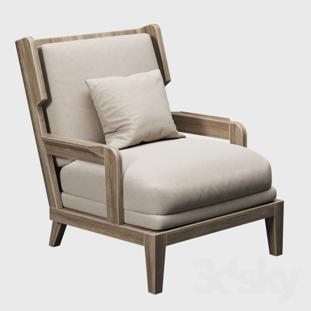 Liaigre Handcrafted Chair