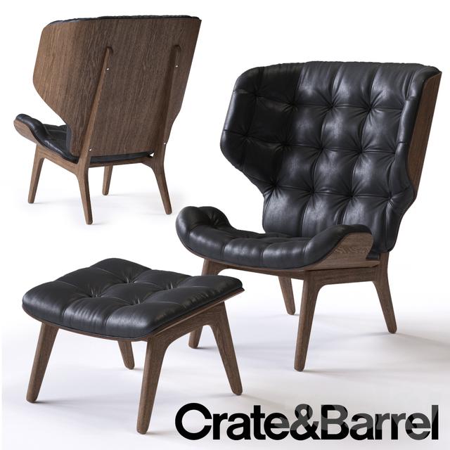 C & B Mammoth Armchair