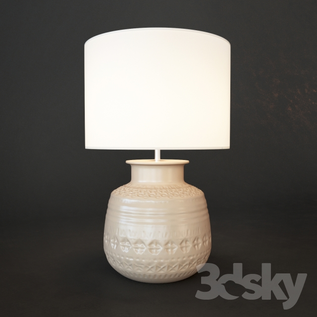 3d models table lamp table lamp jamie young emma ceramic round table lamp jamie young emma ceramic round table lamp mozeypictures Image collections