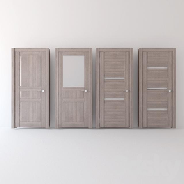 3d models doors doors eco dorian for Eco doors