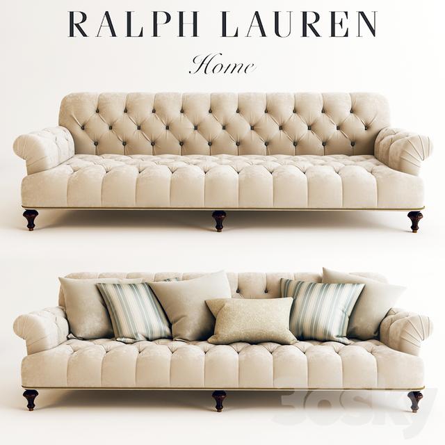 RALPH LAUREN INDIAN COVE LODGE SOFA