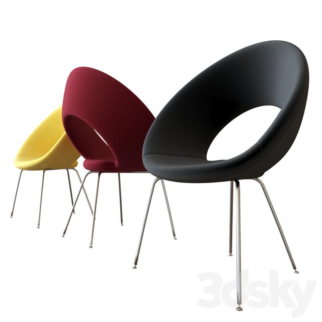 3d Models: Chair   Eero Saarinen Ring Chair