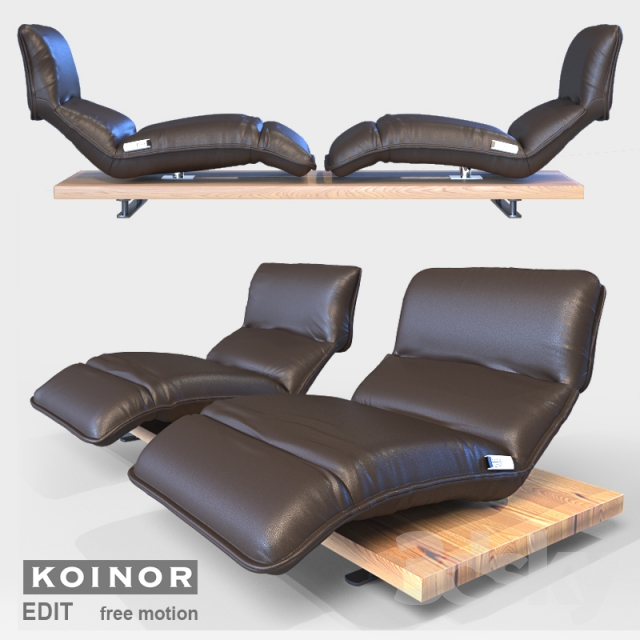 3d Models Sofa Sofa Koinor Edit
