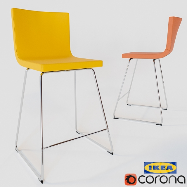 Bar Chair IKEA Bernhard