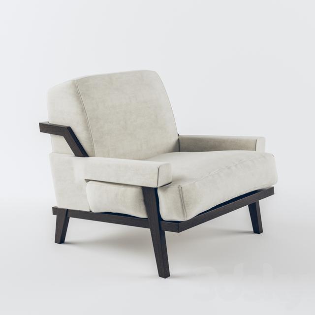 The Jean De Merry Cigar Lounge Chair