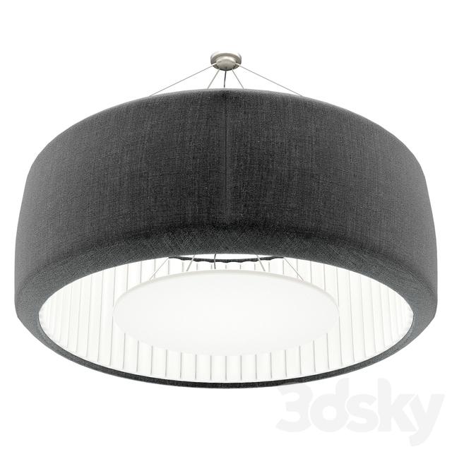 Silenzio Pendant Lamp Luceplan