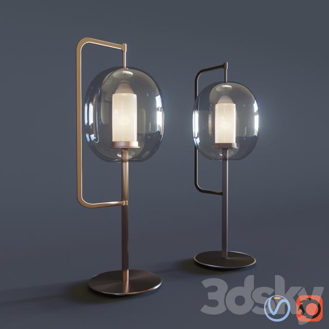 3d models table lamp lantern light table lamp neri amp hu lantern light table lamp neri amp hu 2017 classicon aloadofball Images