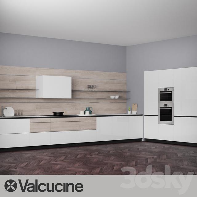 3d models kitchen valcucine forma mentis - Valcucine forma mentis ...