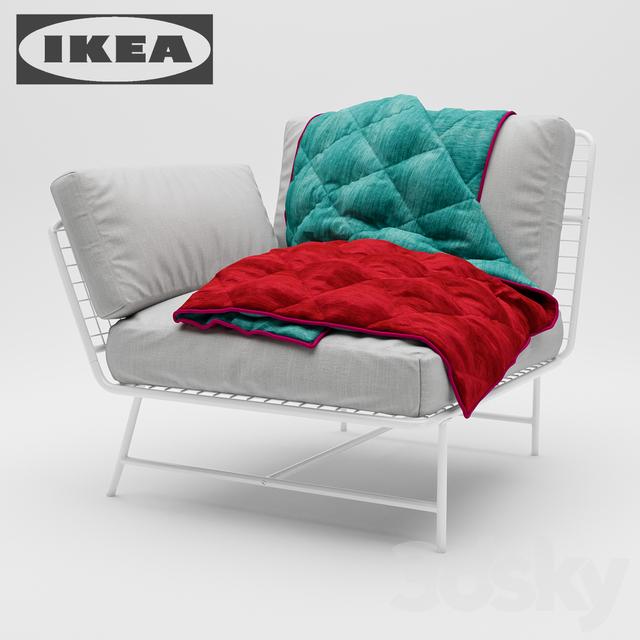 chair modelsArm PS IKEA 2017 Corner chair 3d n80wNvm