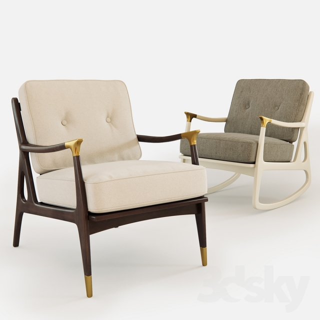 Magnificent 3D Models Arm Chair Anthropologie Haverhill Rocking Chair Onthecornerstone Fun Painted Chair Ideas Images Onthecornerstoneorg