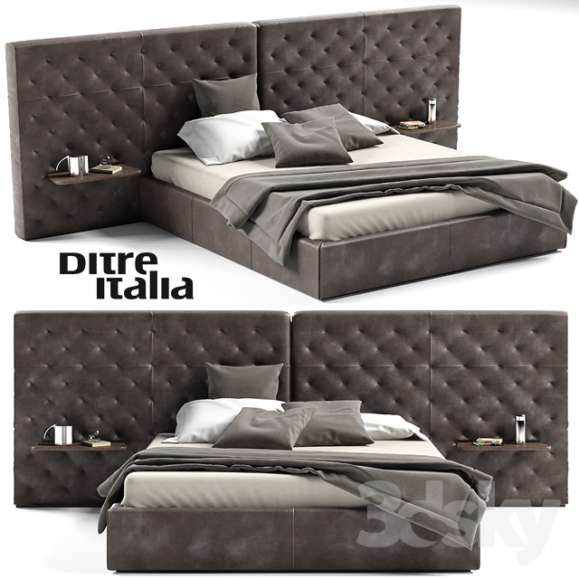 Ditre italia eclectico bed