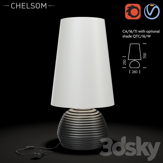Chelsom Ceramic Art Titanium CA 16 TI