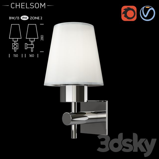 Chelsom Bathroom (IP44) BW 13