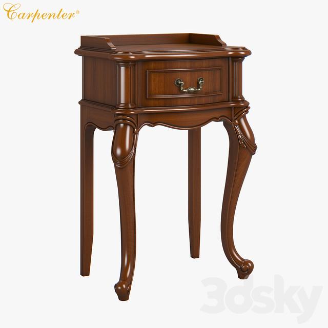2611050 230-1 Carpenter Telephone table 600x420x915