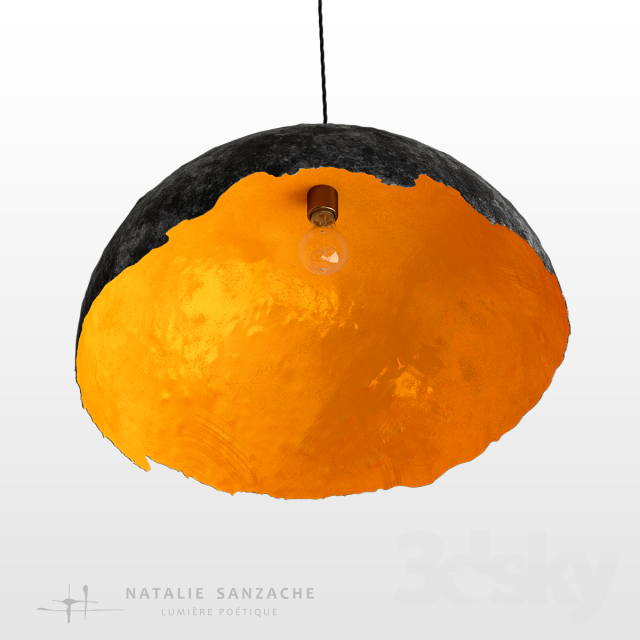 3d models ceiling light suspension lamp planet tectonic. Black Bedroom Furniture Sets. Home Design Ideas